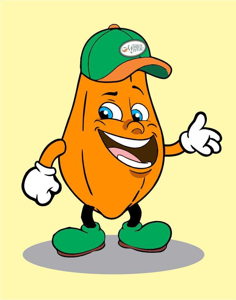 Papaya Cartoon   lol-r...